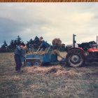 Our Massey still is in use!